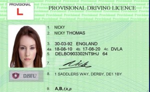provisional-driving-licence